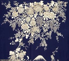 Kimono (image 5) | Japan | 1930-1950 | silk | Augusta Auctions | April 9, 2014/Lot 4