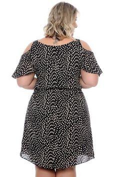 Vestido Plus Size Ilmara