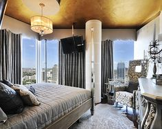 Eclectic Bedroom Design, Pictures, Remodel, Decor and Ideas - page 52