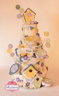 - Wedding cake Birdy