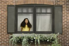 For his personal series 'In Between', Montreal-based photographer and digital artist Simon Duhamel takes portraits of young people illustrating the phase between childhood and adolescence. Hazel Levesque, And Peggy, Window View, Adolescence, Hogwarts, Childhood, In This Moment, Fine Art, Contemporary