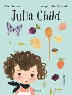 Hardcover, 32 pages Published July 2014 by Tundra Books Source: Publisher Julia, Child is a beautifully composed book focusing on two children with a passion for cooking and a desire to spread … Julia Child Book, Pink Olive, Stay Young, Penguin Books, Penguin Random House, Book Of Life, Childrens Books, Illustrators, My Books