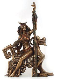 Frigga Statue