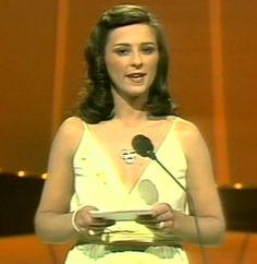 Eurovision Song Contest 1981: presenter Doireann Ní Bhriain