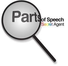 E is for Explore!: Parts of Speech Secret Agent