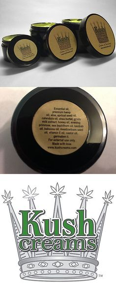 Other Natural Remedies: Kush Creams Natural Sensi - Emu Oil And Key Essential Oils 8 Oz - Otc Strength BUY IT NOW ONLY: $90.0