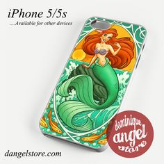 Ariel Pin Art Phone case for iPhone 4/4s/5/5c/5s/6/6 plus