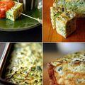 Si vous avez l'habitude de parcourir mon blog, vous avez sans doute croisé quelques recettes de courgettes. Je n'ai pas vraiment de légumes...