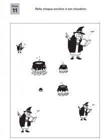 Fiches maths-français GS : les sorcières 12 fiches de mathématiques et de maîtrise de la langue à destination des GS, sur le thème des sorcières. Theme Halloween, Halloween Activities, Bricolage Halloween, Daily Math, France, Preschool, Childhood, Superhero, Cycle 1