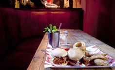 Meat Liquor - dirty old diner food