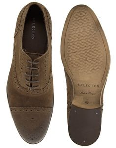 Enlarge Selected Homme Brande Brogues