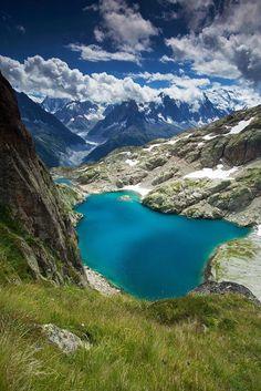 Lac Blanc #vosges #france