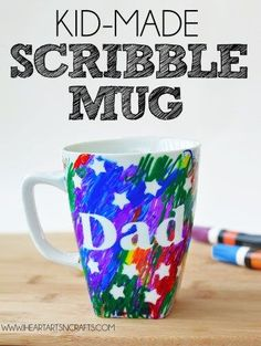 Father's Day Kids Crafts – Dad Gifts