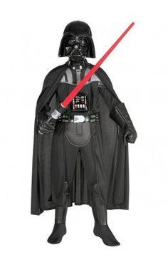Disfraz de Darth Vader Deluxe para niño