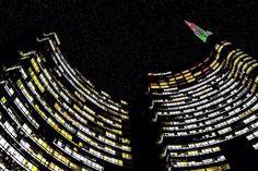 Me voy a dormir soñando en edificios que reinventan la arquitectura  La Torre Unicredit y yo nos vamos a la cama  @huawei_es #reinventalafotografia #P9arquitectura
