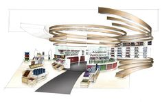 Dufry Duty Free: Sao Paulo »Our work - Wanda Creative - Specialist retail design enthusiasts