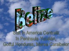 Belize is an independent and sovereign country located on the north eastern coast of Central America Honduras, Central America, Belize, Presentation, Coast, Country, Poster, Rural Area, Posters