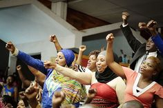To Hell and Back: How Rwanda's Women Helped It Become a World Leader | TakePart