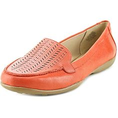 6321b1ae56f Easy Spirit e360 Jasmera Women US 11 Red Loafer     Click image for more