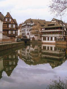 Strasbourg, France by Trent Strohm, via Flickr