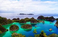 Enjoy the Gorgeous Raja Ampat - Pianemo for 3D2N