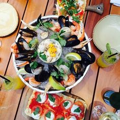 4th of July weekend in #MissionBay is synonymous with #OceanaCoastal feast, right?