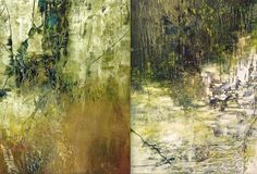 Jeane Myers (details from 2 beautiful paintings)