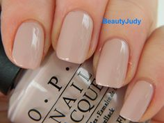 OPI Germany Collection -   Blushing Nude