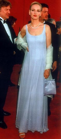 Uma Thurman in Prada (1995)