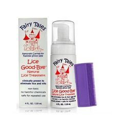 Fairy Tales Lice Good-Bye Survival Kit