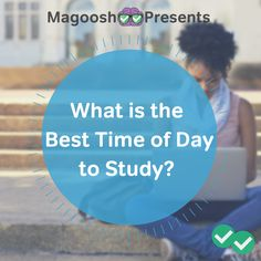 Is it best to study during the morning, the afternoon, at night, somewhere in between? Find the studying style that sounds most like yours to discover your best personal time to study.