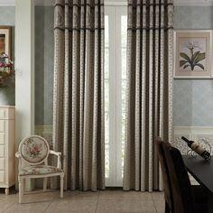 Modern Strip with Flower Room Darkening Curtain Blue Curtains, Room Darkening Curtains, Flower Room, Modern, Home Decor, Trendy Tree, Decoration Home, Room Decor, Home Interior Design