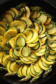 Easy Vegan Zucchini Gratin