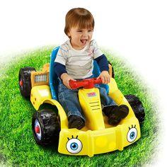 Image for SPONGE BOB GO KART from Mattel