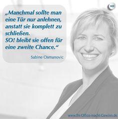 Man trifft sich immer zweimal im Leben. www.Ihr-Office-macht-Gewinn.de