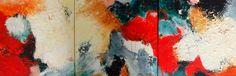 Abstrakte, expressive, experimentelle Malerei | Petra Lorch