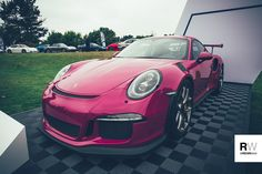 Looking for similar pins? Follow me! pinterest.com/kevinohlsson | kevinohlsson.com Fuchsia RS at Werks Reunion [1440  960] [xpost from /r/Porsche]