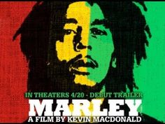 #Marley - the trailer. In theaters 4/20 - Let's get together and feel alright.