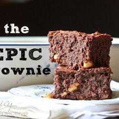 Epic Homemade Brownies