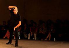 Solo, espectáculo de Israel Galván en la Bienal de Flamenco de Sevilla 2012. Foto: Antonio Acedo.