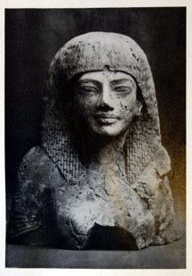 Although mistaken for a woman, most likely a man of Amenhotep III's reign, late 18th dynasty.