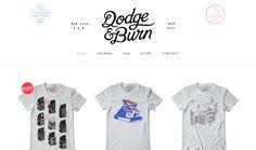 Dodge & Burn | httpster.net
