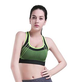 623bed332e Yoga Fitness Sports Bra Push Up 2016 Women Shockproof Underwear With Inner  Pad Running Gym Jogging shirt sujetador deportivo