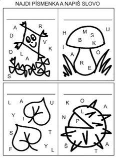 Pro Šíšu Montessori, Alphabet, Education, School, Kultura, Character, Dolphins, Dyslexia, Autism