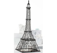 Eiffel Tower Cardbox