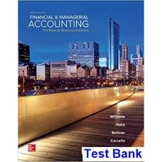 Free test bank for consumer behavior 11th edition by schiffman sets financial and managerial accounting the basis for business decisions 18th edition williams test bank fandeluxe Gallery
