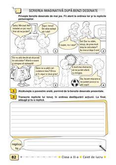 Clasa a II-a : Comunicare în limba română. Clasa a II-a Romanian Language, Love You, Diagram, Bullet Journal, Classroom, Gabriel, Books, Character, Literatura