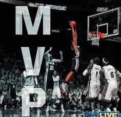 SPURS KAWHI LEONARD 2014 NBA FINALS MVP