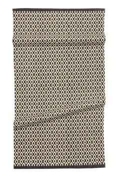 H&M Patterned cotton rug