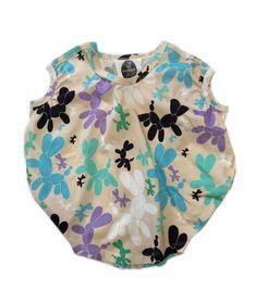 Φόρεμα - Poodle Bomb Koolabah Παιδικα ρουχα απο οργανικο βαμβακι